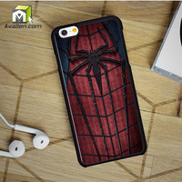 The Amazing Spiderman Logo iPhone 6 Case by Avallen