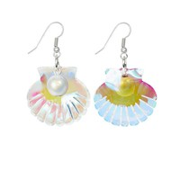 Scallop Shell Earrings by Tatty Devine - LAST ONE!