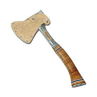 Estwing Leather Grip Sportsman's Axe, 81016   Camp Tools   Knives & Tools   GEAR   items from Campmor.