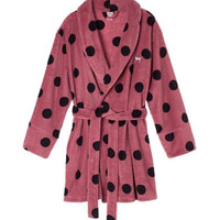 VICTORIAS SECRET PINK BATHROBE (XS/small) New in package!