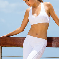 Active Sports Bra - Perforated Collection