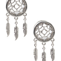 "2G-5/8"" Steel Dreamcatcher Eyelet Plug 2 Pack"