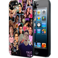 Dylan O'Brien Collage Samsung Galaxy S3 S4 S5 Note 3 , iPhone 4 5 5c 6 Plus , iPod 4 5 case