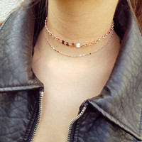 Kinsley Layered Choker