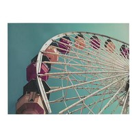Amusement Park Mural Decal in Wall Decals | The Land of Nod