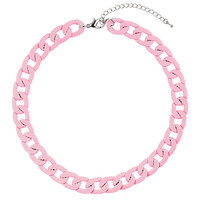 Chunky Pastel Pink Chain