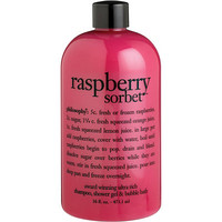 Philosophy Raspberry Sorbet 3-in-1 Shampoo, Shower Gel and Bubble Bath Ulta.com - Cosmetics, Fragrance, Salon and Beauty Gifts