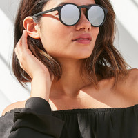 Le Specs Cubanos Round Sunglasses | Urban Outfitters
