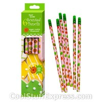 Sugar Cookie Scented Pencils