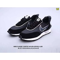 Sacai x Nike LDV Waffle Blazer Trending Women Men Retro Sport Running Shoes Sneakers 1#