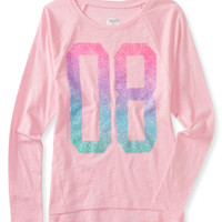 PS from Aero  Kids' Long Sleeve Activate 08 Tee