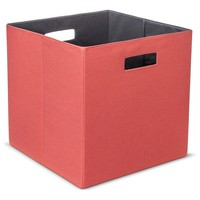 Threshold Fabric Cube Storage Bin - Assorted Colors