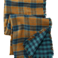 Women's L.L.Bean Blanket Scarf, Plaid | Free Shipping at L.L.Bean.