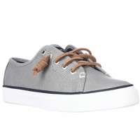Sperry Top-Sider Seacoast Fashion Sneakers, Charcoal, 7 US / 37.5 EU