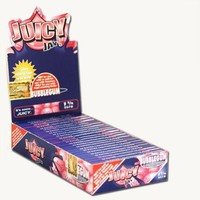 Juicy Jay's Bubble Gum 1 1/4 Rolling Papers