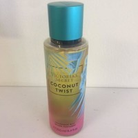 Victoria's Secret Coconut Twist Fragrance mist