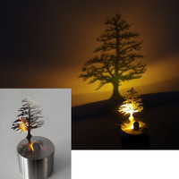 LUMEN LED PINE TREE SHADOW PROJECTOR