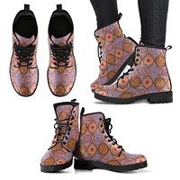 Colorful Bohemian Boots