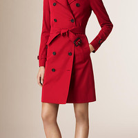 The Westminster - Long Heritage Trench Coat