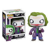 Batman Dark Knight The Joker Pop! Vinyl Figure : Forbidden Planet