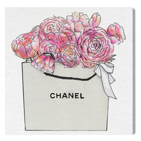 Oliver Gal Market Day Flowers (Canvas)