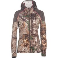 Game Winner® Women's Realtree Xtra® Stretch Fleece Full Zip Hoodie Jacket