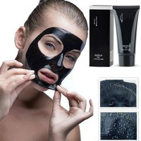 60ml Blackhead Remover Clean Black Mud Deep Cleansing Purifying Peel Acne Facial  Face Mask Pore Cleanser Treatment Pilaten