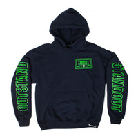 ArtistiCreation Clothing — Outstand Hoodie - Navy