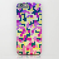 BLOCKS - for iphone iPhone & iPod Case by Simone Morana Cyla