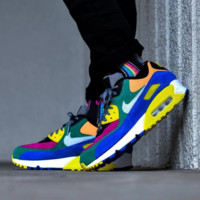 "Nike Air Max 90 QS ""Viotech Sneaker Casual Shoes"