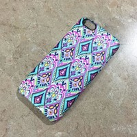 Ethnic Floral Bohemian iPhone XR 6 plus 5s Case N058-1