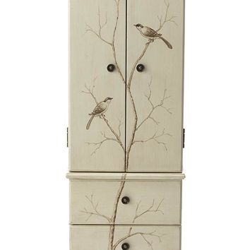 Chirp Jewelry Armoire From, Home Decorators Jewelry Armoire