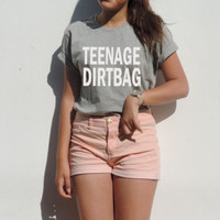 Wheatus Teenage Dirtbag t shirt tee 1D Youth womens mens One direction clothing