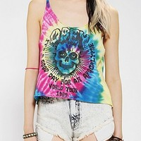OBEY Apocalypse Cropped Tank Top