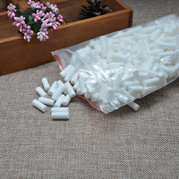 500pcs 8mm White Slim Tips Tubes Tobacco Cigarette Hand Roller Rolling Filter