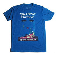 Out of Print Clothing: The Great Gatsby Tee Men's, at 57% off!