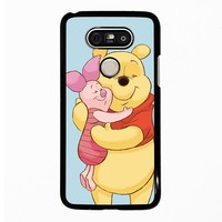 WINNIE THE POOH AND PIGLET LG G5 Case Cover