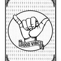 Good Vibes Poster - ConnorFranta - Official Online Store on District LinesDistrict Lines