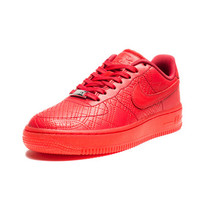 """NIKE WOMEN'S AIR FORCE 1 '07 """"TOKYO"""" QS - UNIVERSITY RED 