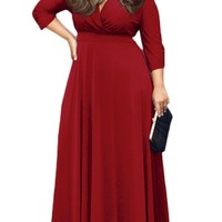 Sophisticated Plus Size Dress