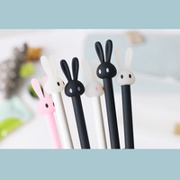 Kawaii Rabbit Gel Pen (6 pcs /set)