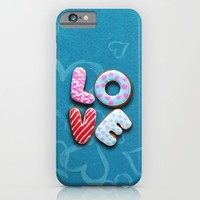 Only love 9 iPhone & iPod Case by Ylenia Pizzetti | Society6