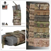 Airsoft Hunting Modular Open Top Single MAG Pouch Emerson Tactical Molle military combat gear EM6353