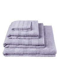 Designers Guild Coniston Lilac Towels