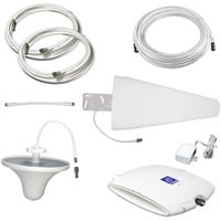 Zboost Soho Premium Dual-band Signal Booster With Ceiling-mount Internal Antenna