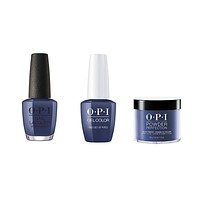 OPI - Gel, Lacquer & Dip Combo - Nice Set Of Pipes