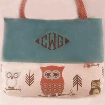Owls on the Go Bag