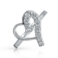 Bling Jewelry Journey of Love Ring