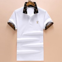 Boys & Men Louis Vuitton T-Shirt Top Tee Tagre™
