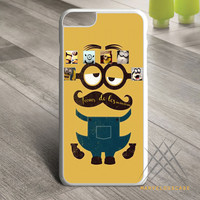 despicable me minions banana Custom case for iPhone, iPod and iPad